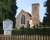 Picture of Belstead Church