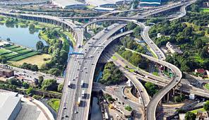 picture - spaghetti junction